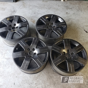 Powder Coated Vw Wheels In Pmb-2650