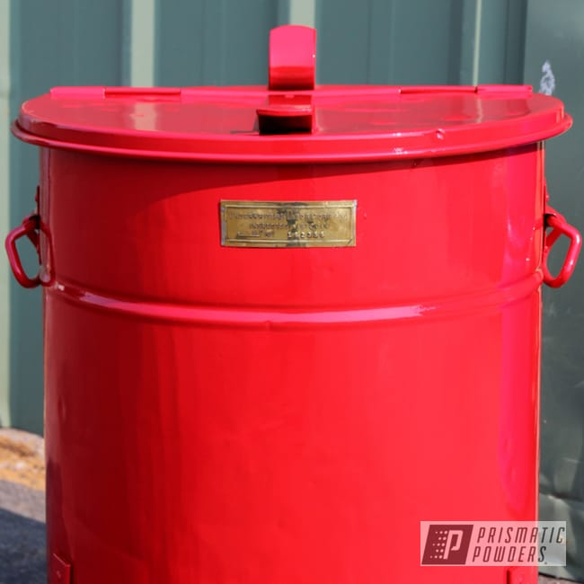 Powder Coating: Astatic Red PSS-1738,Miscellaneous