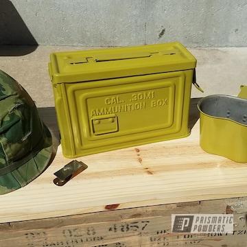 Powder Coated Ammunition Box In Psb-6798