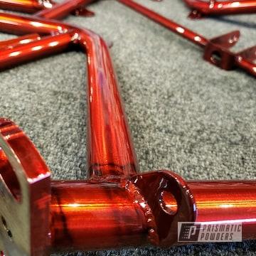 Powder Coated Bike Frame In Ppb-6415