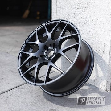 Powder Coated Custom Wheels In Pmb-5969