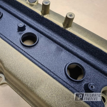 Powder Coated Valve Cover In Pwb-6638