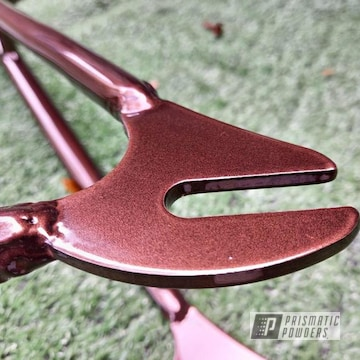 Powder Coated Bicycle Frame In Pmb-1387