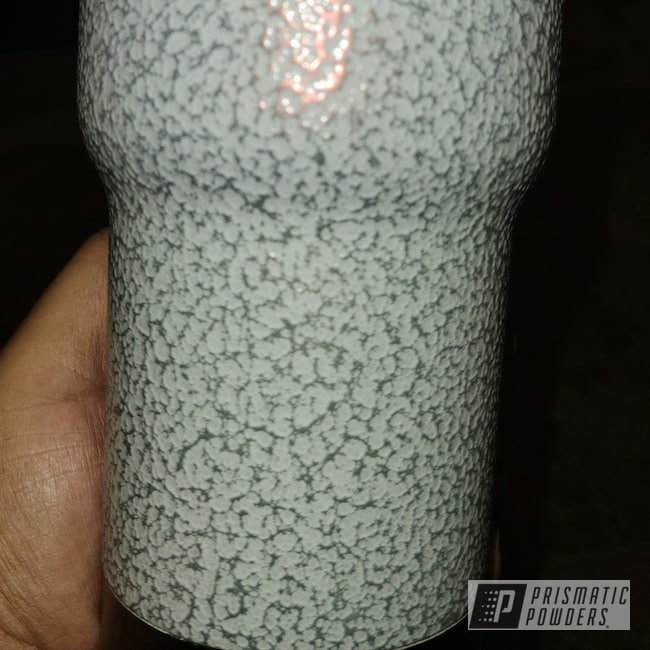 Powder Coating: Tumbler,Palleon Fire PVB-10272,RTIC,Stainless Tumbler,Custom Tumbler
