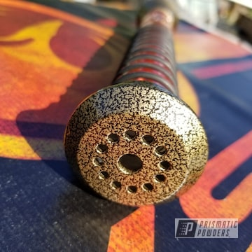 Powder Coated Lightsaber Handle In Evs-1512