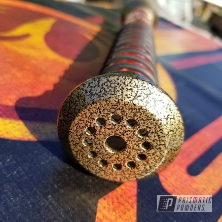 Powder Coating: Lightsaber,Grecian Gold/Vein EVS-1512,Miscellaneous