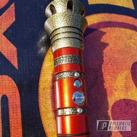 Powder Coating: Clear Vision PPS-2974,Illusion Wild Copper PMB-5364,Lightsaber,Miscellaneous