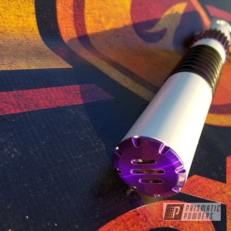 Powder Coating: Plue PPB-5630,PEARLIZED VIOLET UMB-1536,Lightsaber,Miscellaneous
