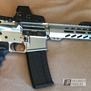 Powder Coated Ar-15 In Pss-10300