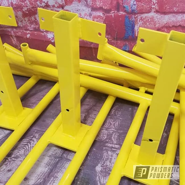 Powder Coating: Merry Go Cycle,Vintage,Kids Toy,RAL 1018 Zinc Yellow,Vintage Toy Parts,Miscellaneous