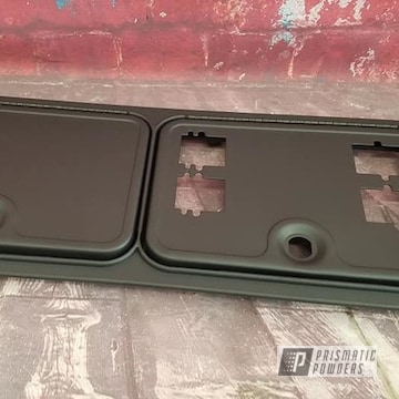Powder Coated Coin Door In Pws-4344