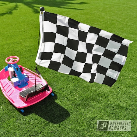 Powder Coating: Drift Cart,Taxi Garage,Crazy Cart,Sassy PSS-3063,RAL 5012 Light Blue,Go Cart