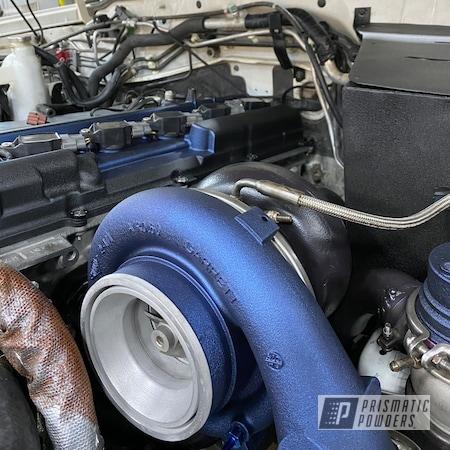 Powder Coating: Wetstone Midnight II PWB-2589,VTC,Automotive,4x4,Nissan,Car Parts