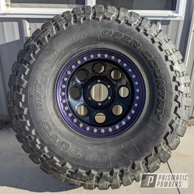 Powder Coating: Wheels,Ironstone Plum PLB-3139