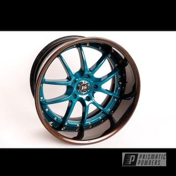 Powder Coated Honda S2000 Wheels In Pmb-4124