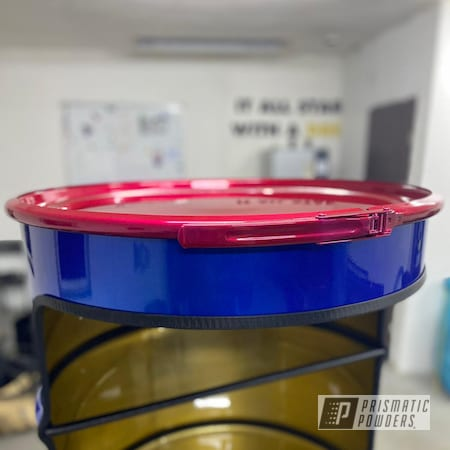 Powder Coating: Cheater Blue PPB-6815,Oil Drum,Brassy Gold PPS-6530,Alien Silver PMS-2569,Soft Red Candy PPS-2888,Miscellaneous,Furniture