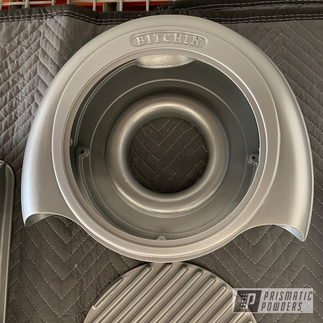 Powder Coating: Truck Parts,Aluminum Valve Covers,Valve Covers,Ford Valve Covers,Genesis Powder Coating,Custom Powder Coating,Aluminum,Alloy Silver PMS-4983,Ford,Old School Ford,F150