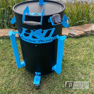 Powder Coated Smoker In Ppb-5583, Ess-4441 And Pss-4009