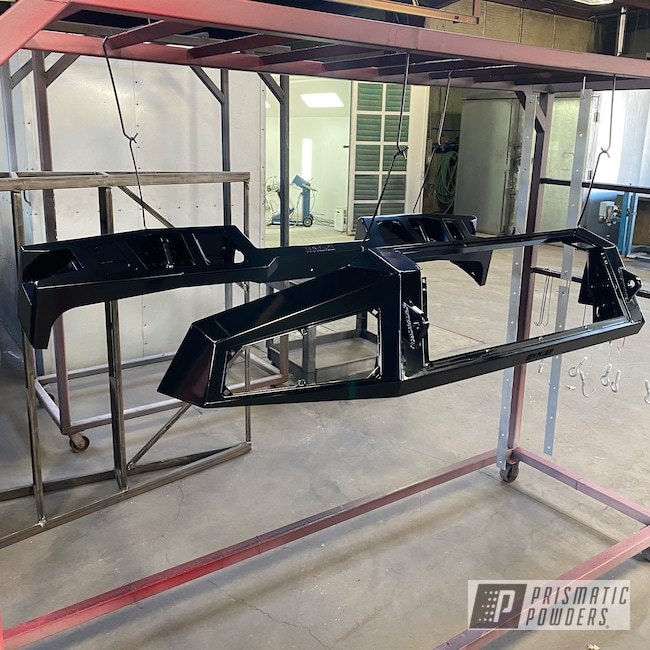 Powder Coating: Matte Black PSS-4455,Bumpers,GLOSS BLACK USS-2603,Powder Coated Bumpers