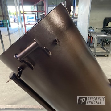 Powder Coated Smoker In Evs-4485