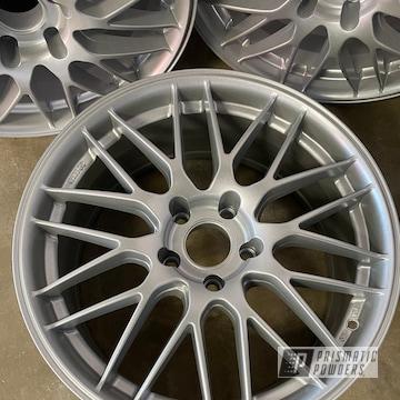 Powder Coated Wheels In Ppb-4727