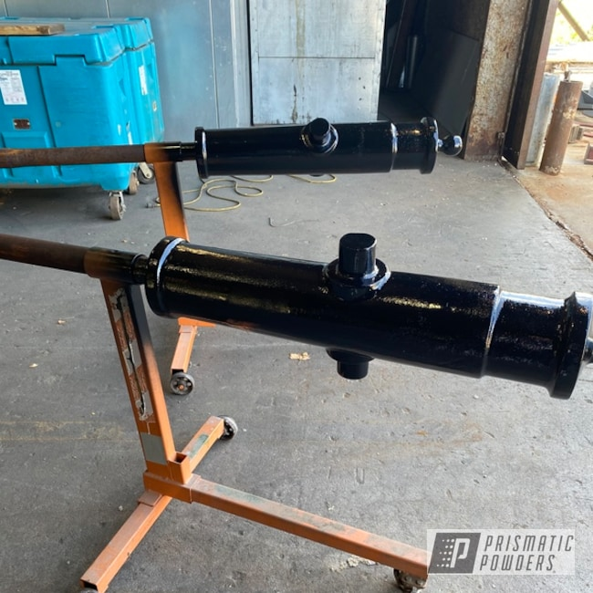 Powder Coating: GLOSS BLACK USS-2603,Cannons,Miscellaneous