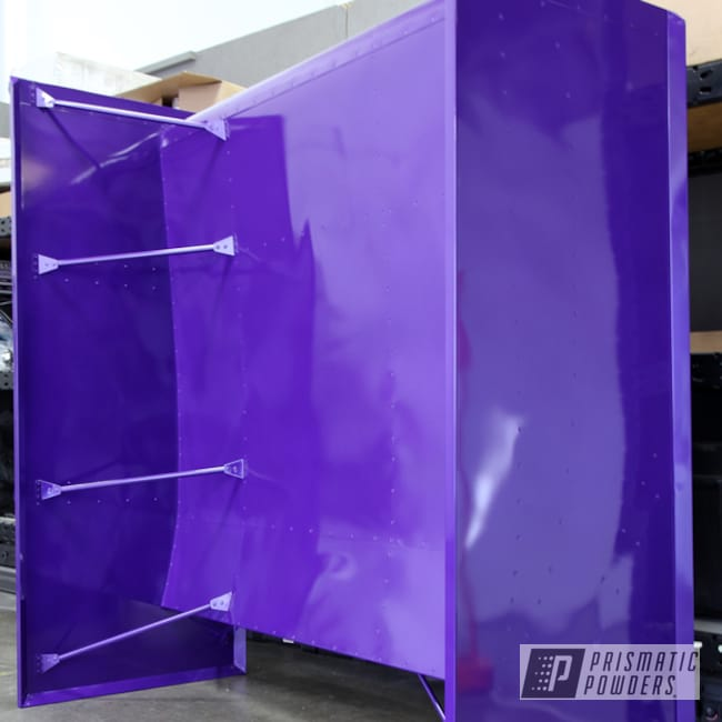 Powder Coating: Clear Vision PPS-2974,Galaxy Wave PMB-2497,Miscellaneous