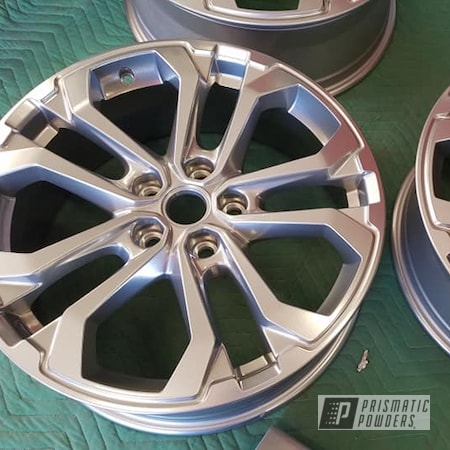 """Powder Coating: Wheels,Clear Vision PPS-2974,chrome,Super Chrome,Rims,Aluminum Rims,SUPER CHROME II PSS-10300,19"""" Aluminum Rims,Automotive Wheels,Aluminum Wheels"""