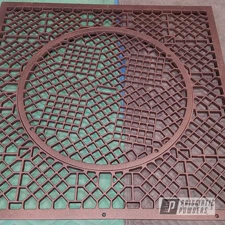 Powder Coating: Vintage,Iron Grate,Vintage Drain Grate,Cast Iron Grate,Splatter Copper PWB-2878