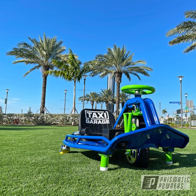 Powder Coated Crazy Cart In Pss-3042 And Pss-5666