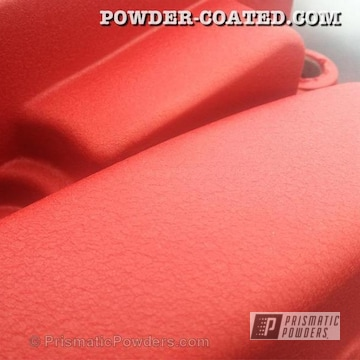 Dohc Vale Cover In Hotsy Red