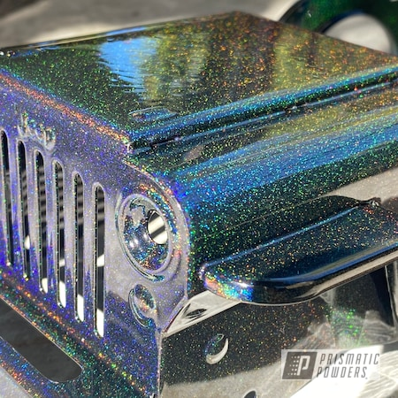 Powder Coating: Automotive,Antique,Tonka Toys,Jeep,Tonka,Prismatic Universe PMB-10367