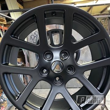 Powder Coated Dodge Wheels In Hss-1336