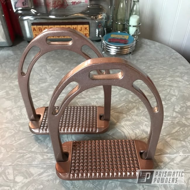 Powder Coated Stirrups In Ppb-5108 And Pmb-4475