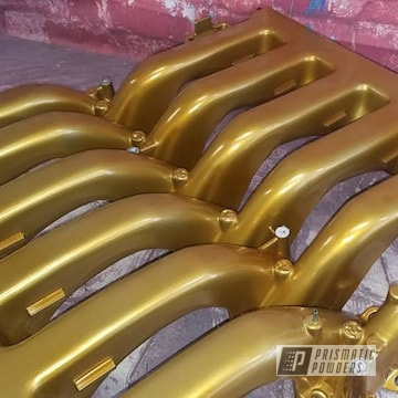 Powder Coated Intake Manifold In Hss-2345 And Pps-5139