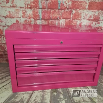 Powder Coated Tool Box In Pss-4679