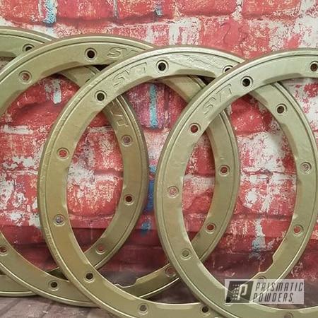 Powder Coating: Aluminum Wheel Locks,Wheel Locks,Ford Adobe PMB-6488,Automotive Wheels