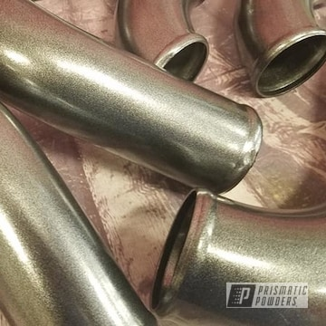 Powder Coated Turbo Pipes In Pmb-1842