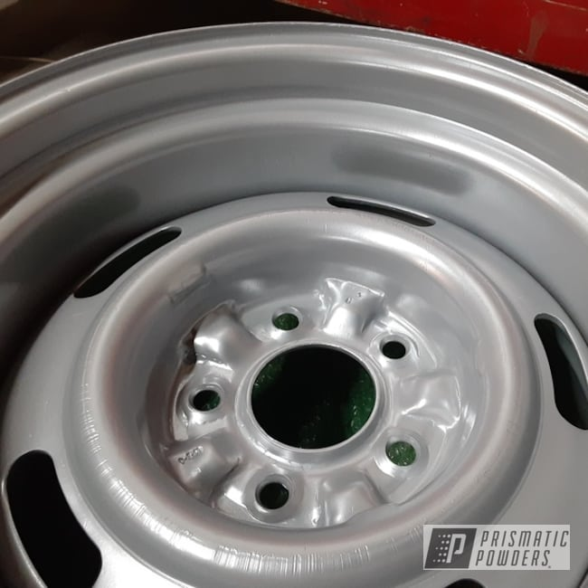 Powder Coated Steel Rims In Pmb-4241