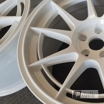 Powder Coated Wheels In Pss-5690