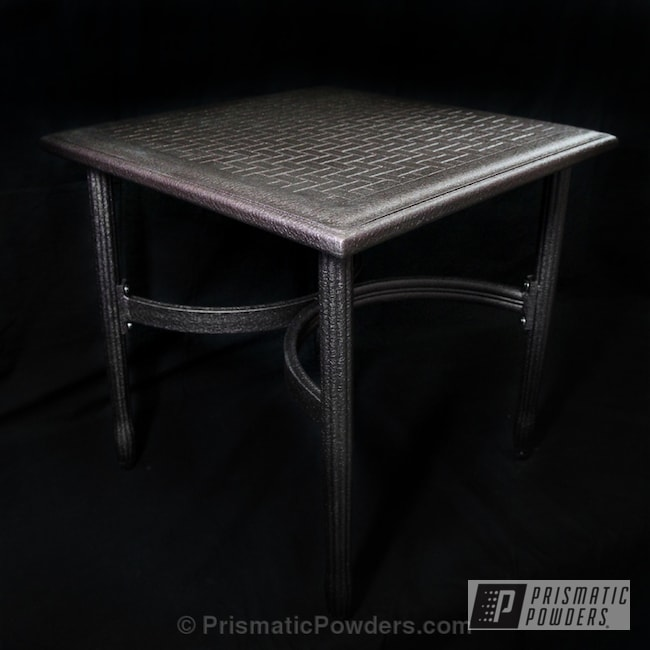 Powder Coating: SPLATTER MAUVE PWB-2885,Furniture