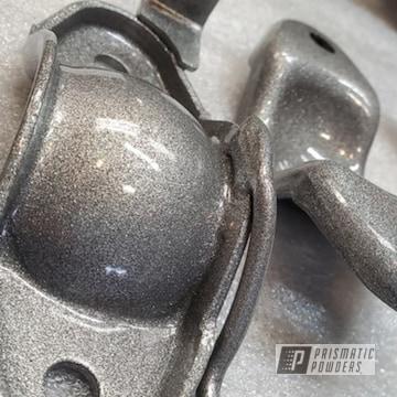 Powder Coated Atv Frame Parts In Pmb-5274