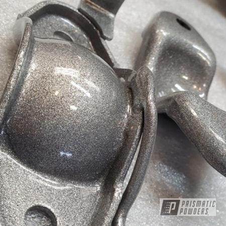 Powder Coating: ATV Frame,ATV Parts,Victory Silver PMB-5274,Miscellaneous