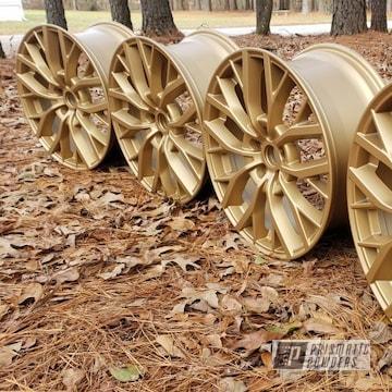 Powder Coated Wheels In Pmb-6487