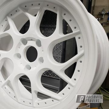 Powder Coated Wheel In Pss-5053