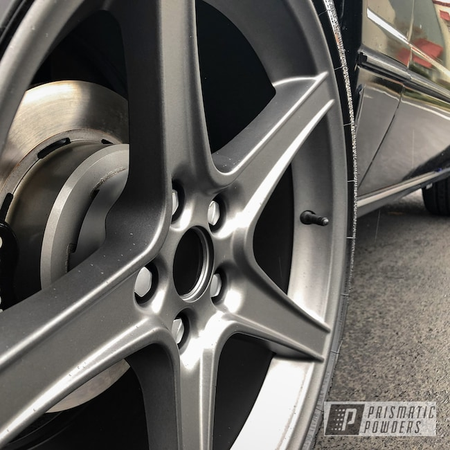 """Powder Coating: Wheels,Saleen,FORGED CHARCOAL UMB-6578,Alloy Wheels,Ford Wheels,Rims,Car,18"""" Aluminum Rims,Ford Mustang,Ford,GT"""