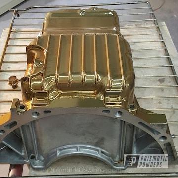 Transparent Gold Over Super Chrome