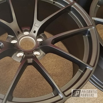 Powder Coated Forged Wheels In Uss-1522