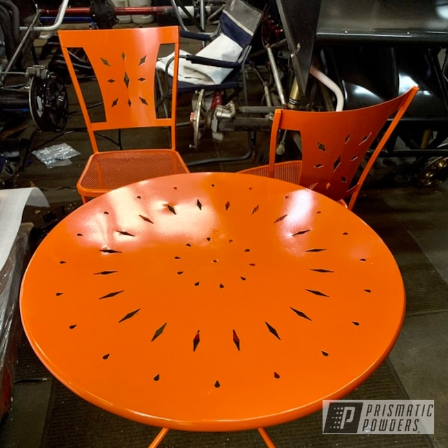 Powder Coated Patio Furniture In Pss-2779