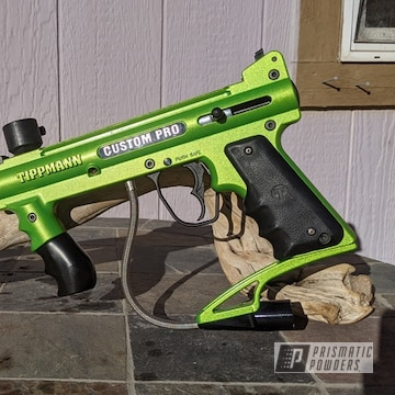 Powder Coated Paintball Marker In Pps-1334 And Pmb-6913